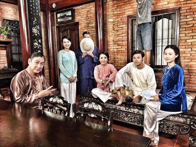 Ngọc Lan năn nỉ Huy Khánh đóng phim chung - Ảnh 2.