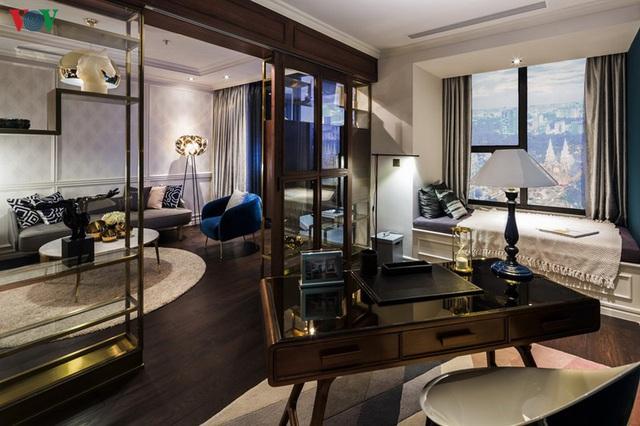 Căn hộ 3 phòng ngủ  đẹp lung linh khi kết hợp giữa cổ điển và hiện đại - Ảnh 5.