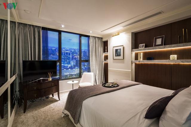 Căn hộ 3 phòng ngủ  đẹp lung linh khi kết hợp giữa cổ điển và hiện đại - Ảnh 7.