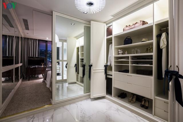 Căn hộ 3 phòng ngủ  đẹp lung linh khi kết hợp giữa cổ điển và hiện đại - Ảnh 8.