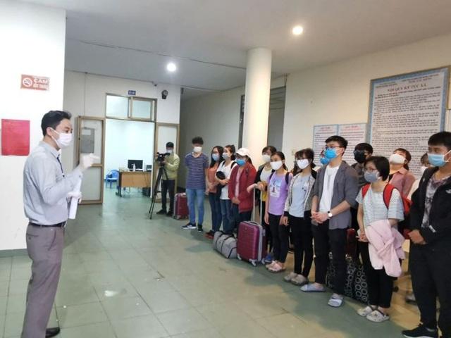 Nữ sinh trường y Thái Bình tiếp xúc với BN133 ở BV Bạch Mai như thế nào? - Ảnh 3.