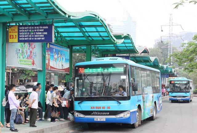 Hà Nộidừng toàn bộ hoạt động xe buýt để chống dịch COVID-19 - Ảnh 3.