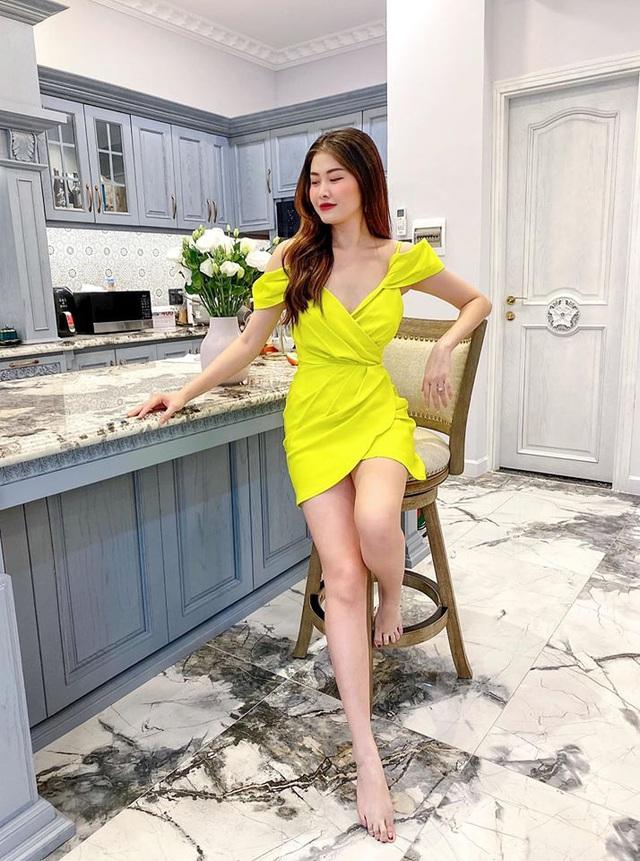 Vợ Đăng Khôi khoe trọn khu bếp đến từng chi tiết, xem tới đâu chị em mê mẩn tới đó - Ảnh 1.