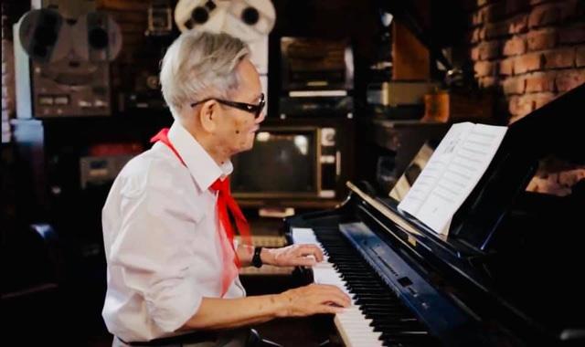 Nhạc sĩ Ai yêu Bác Hồ Chí Minh hơn thiếu niên nhi đồng qua đời ở tuổi 96 - Ảnh 2.