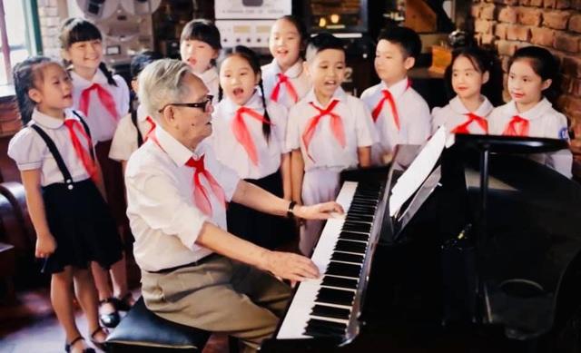 Nhạc sĩ Ai yêu Bác Hồ Chí Minh hơn thiếu niên nhi đồng qua đời ở tuổi 96 - Ảnh 3.