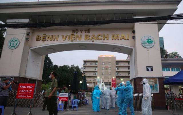 4 người liên quan Bệnh viện Bạch Mai tiếp xúc nhiều người trước khi phát hiện mắc COVID-19, Việt Nam có 179 ca nhiễm - Ảnh 3.