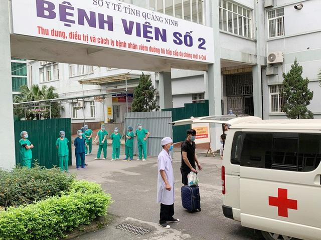 Nữ du học sinh - bệnh nhân COVID-19 đầu tiên ở Quảng Ninh hiện ra sao? - Ảnh 6.