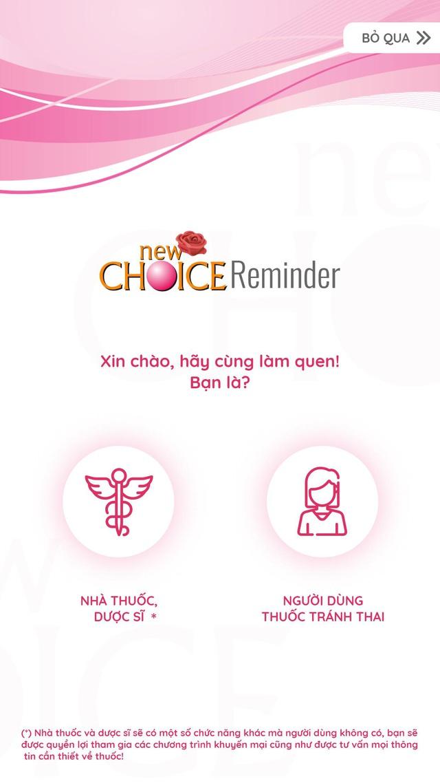 Ra mắt Ứng dụng Tránh thai Newchoice: Vì Hạnh phúc và Sức khỏe phụ nữ Việt - Ảnh 4.