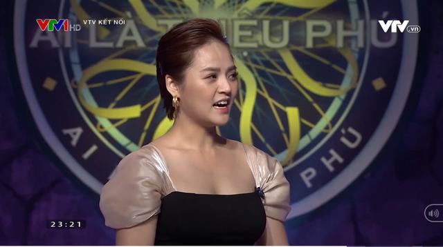 'My sói' Thu Quỳnh, MC Anh Tuấn làm khách mời Ai là triệu phú số đặc biệt - Ảnh 1.