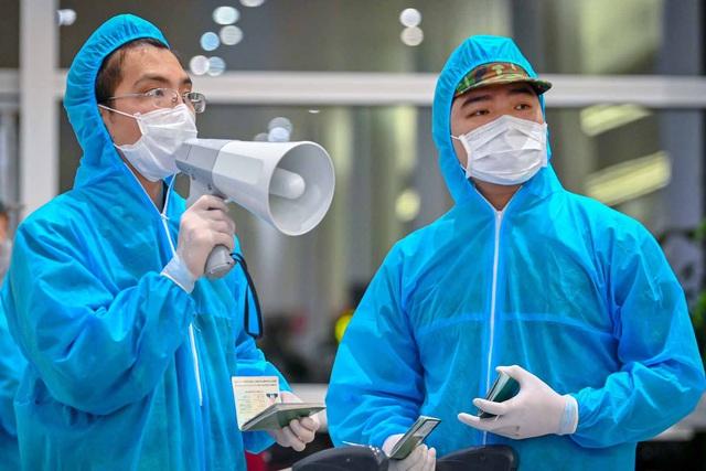 Nhân viên nấu ăn ở Long Biên là ca thứ 209 mắc COVID-19, Việt Nam có 212 người nhiễm - Ảnh 3.