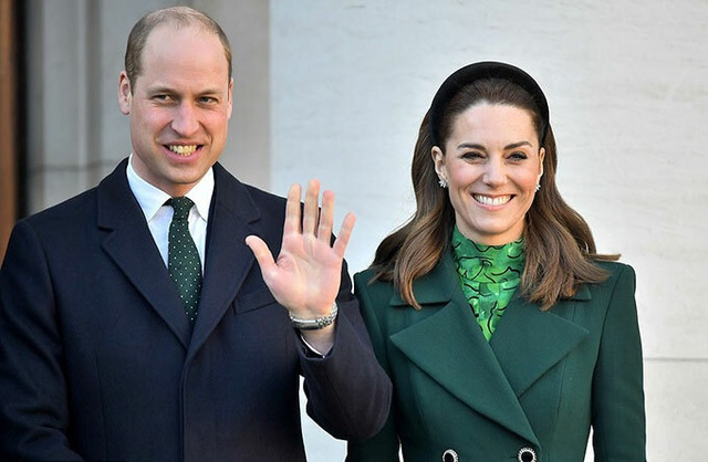 Công nương Kate quá lộng lẫy và xinh đẹp khi công du du Ireland - Ảnh 1.