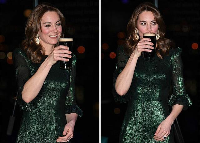 Công nương Kate quá lộng lẫy và xinh đẹp khi công du du Ireland - Ảnh 5.