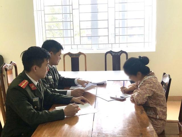 Xử phạt 10 triệu đồng cô gái ở Hà Tĩnh đăng sai sự thật về COVID-19 trên Facebook - Ảnh 3.