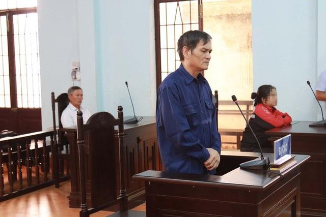 Ông chủ hiếp dâm cô gái khuyết tật làm thuê nhận án tù  - Ảnh 1.
