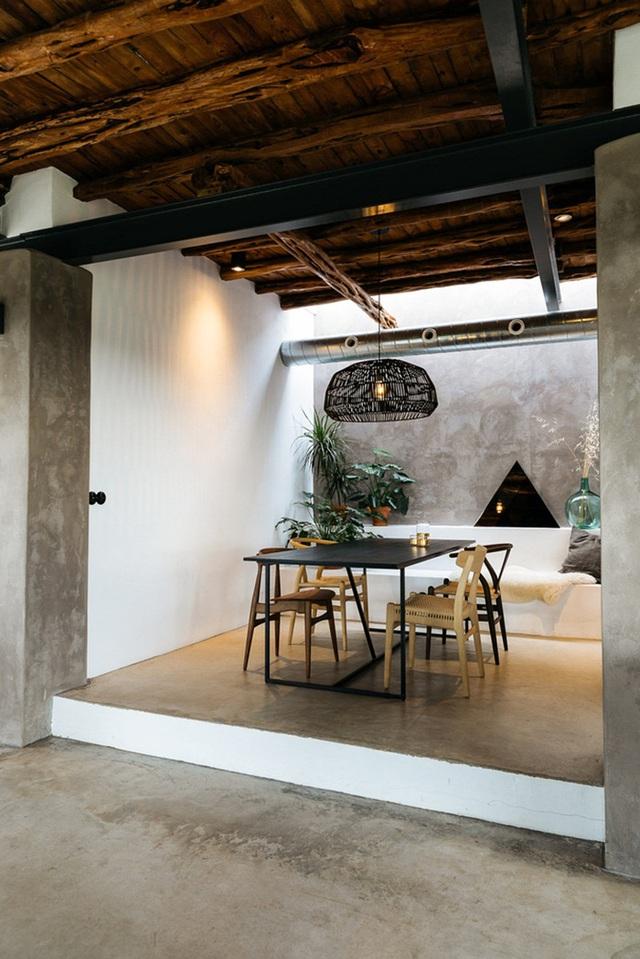 Căn nhà cấp 4  màu trắng nổi bật giữa thiên nhiên hoang sơ với cách thiết kế rất sinh động - Ảnh 20.