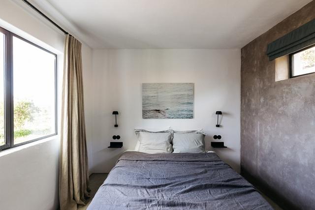 Căn nhà cấp 4  màu trắng nổi bật giữa thiên nhiên hoang sơ với cách thiết kế rất sinh động - Ảnh 21.