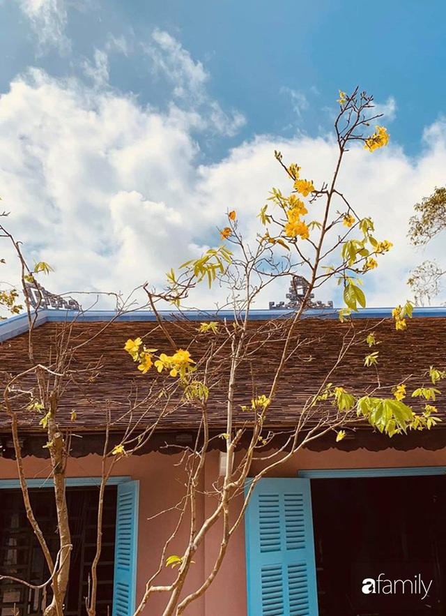Ngôi nhà gần trăm năm tuổi bên cạnh khu vườn hoa hồng gói gọn những lặng lẽ, yên bình của xứ Huế mộng mơ - Ảnh 8.