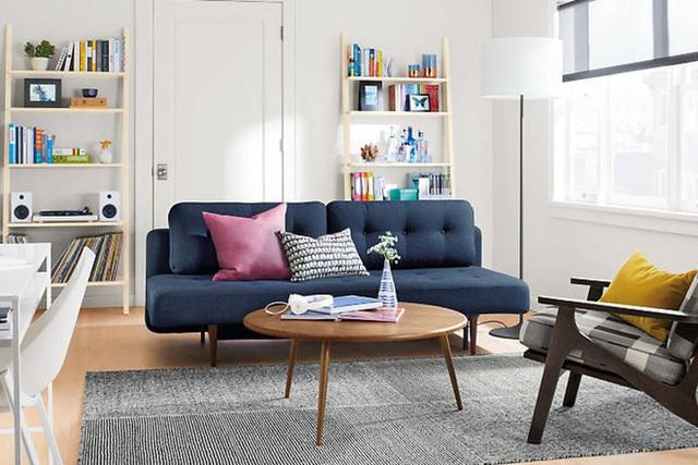 Những mẫu sofa giúp phòng khách cả trăm năm sau vẫn hợp thời - Ảnh 4.