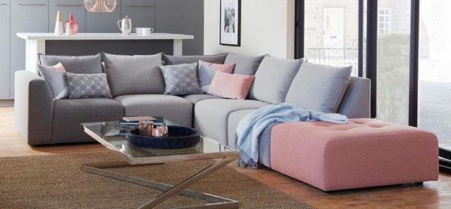 Những mẫu sofa giúp phòng khách cả trăm năm sau vẫn hợp thời - Ảnh 5.