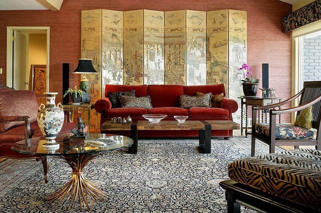 Những mẫu sofa giúp phòng khách cả trăm năm sau vẫn hợp thời - Ảnh 7.