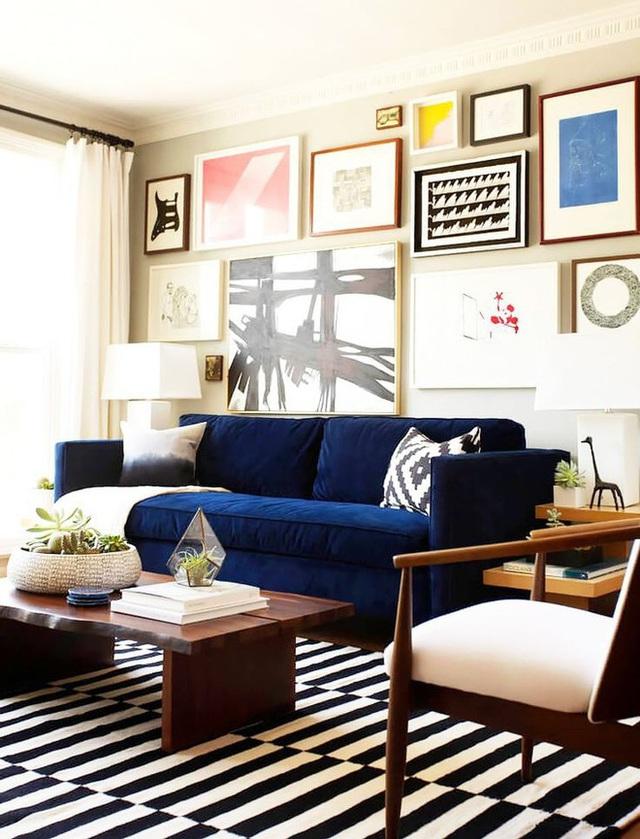 Những mẫu sofa giúp phòng khách cả trăm năm sau vẫn hợp thời - Ảnh 8.