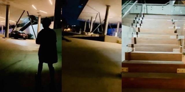 Bằng Kiều đến ăn tối ở nhà mới của Bống Hồng Nhung tại Hollywood, hé lộ không gian đẹp như khách sạn - Ảnh 3.