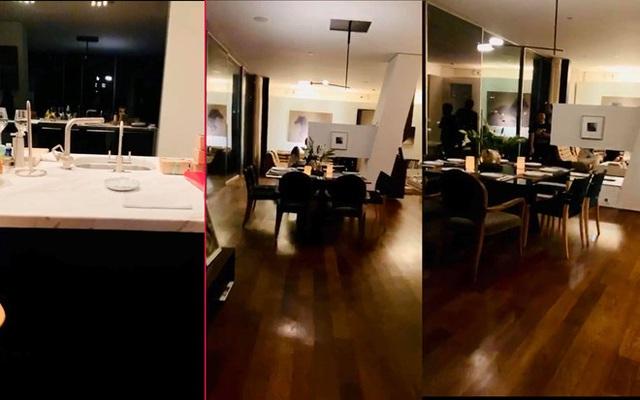 Bằng Kiều đến ăn tối ở nhà mới của Bống Hồng Nhung tại Hollywood, hé lộ không gian đẹp như khách sạn - Ảnh 4.