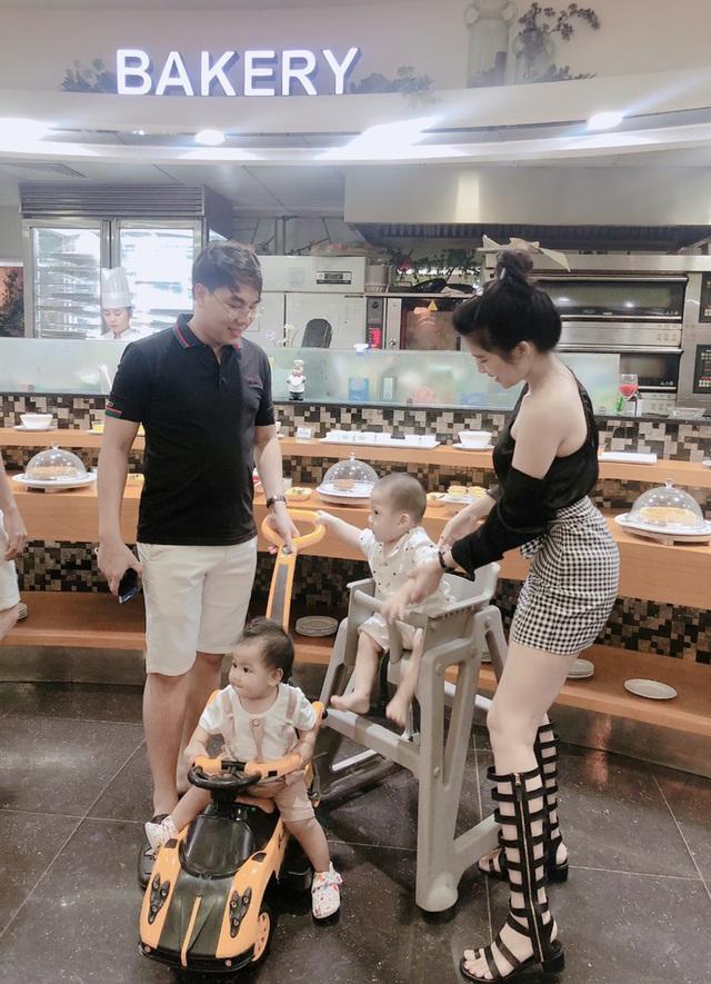 Gia đình nhỏ hạnh phúc của cặp vợ chồng nữ doanh nhân Phan Phạm Phương Uyên - Ảnh 4.
