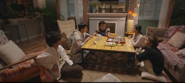Nhà trọ Balanha tập 6: Cô Đồng từng yêu đơn phương bố Lâm - Ảnh 4.
