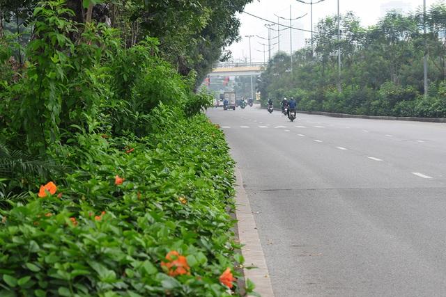 Đường phố vắng trở lại sau khi báo chí phản ánh người Hà Nội có tư tưởng chủ quan trong phòng chống dịch COVID-19 - Ảnh 3.