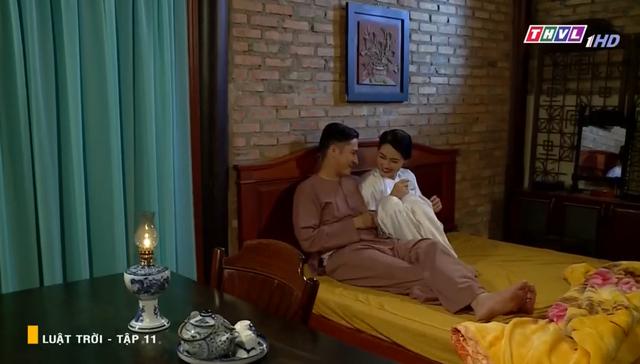 Luật trời tập 11: Mối tình vụng trộm của Ngọc Lan và Huy Khánh bất ngờ bị cháu trai hờ phát hiện từ lâu - Ảnh 2.