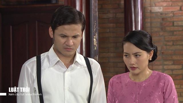 Luật trời tập 11: Mối tình vụng trộm của Ngọc Lan và Huy Khánh bất ngờ bị cháu trai hờ phát hiện từ lâu - Ảnh 1.