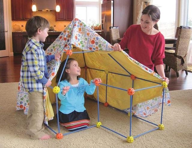 Gợi ý 9 hoạt động chống chán cho các bé  – trò số 6 và 8 cực dễ chơi lại giúp kích thích óc sáng tạo của con - Ảnh 2.