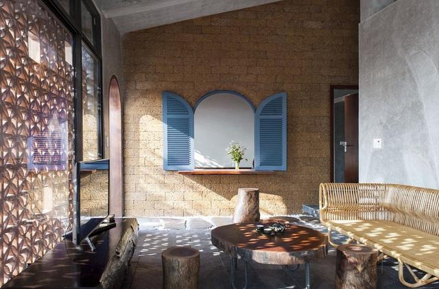 Ngôi nhà 78 m2 thiết kế hiện đại nhưng vẫn đượm hồn quê - Ảnh 11.