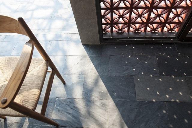 Ngôi nhà 78 m2 thiết kế hiện đại nhưng vẫn đượm hồn quê - Ảnh 13.