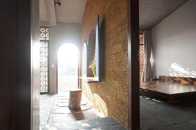 Ngôi nhà 78 m2 thiết kế hiện đại nhưng vẫn đượm hồn quê - Ảnh 14.