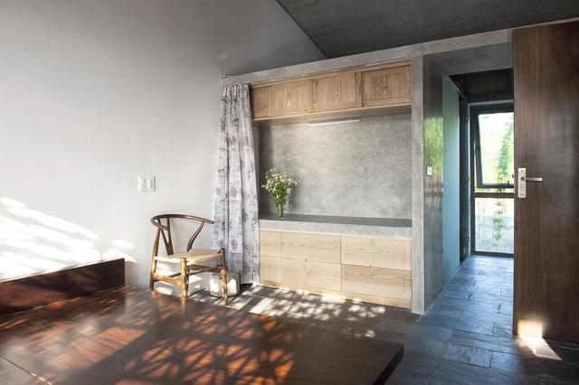 Ngôi nhà 78 m2 thiết kế hiện đại nhưng vẫn đượm hồn quê - Ảnh 15.