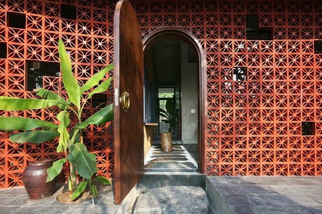 Ngôi nhà 78 m2 thiết kế hiện đại nhưng vẫn đượm hồn quê - Ảnh 3.