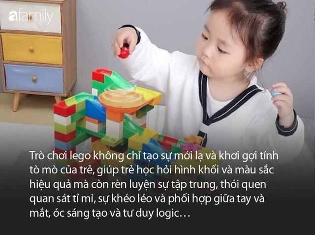 Gợi ý 9 hoạt động chống chán cho các bé  – trò số 6 và 8 cực dễ chơi lại giúp kích thích óc sáng tạo của con - Ảnh 4.