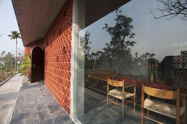 Ngôi nhà 78 m2 thiết kế hiện đại nhưng vẫn đượm hồn quê - Ảnh 4.