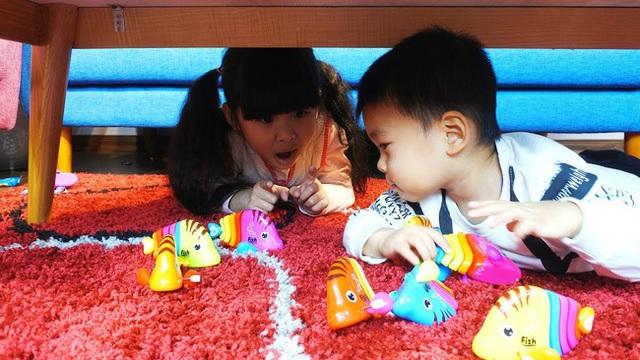 Gợi ý 9 hoạt động chống chán cho các bé  – trò số 6 và 8 cực dễ chơi lại giúp kích thích óc sáng tạo của con - Ảnh 5.