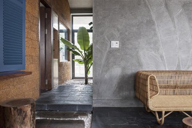Ngôi nhà 78 m2 thiết kế hiện đại nhưng vẫn đượm hồn quê - Ảnh 8.