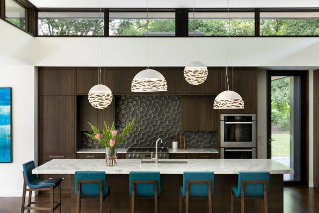 8 nhà bếp hiện đại kiểu dáng đẹp và sang trọng - Ảnh 2.