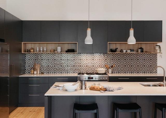 8 nhà bếp hiện đại kiểu dáng đẹp và sang trọng - Ảnh 4.