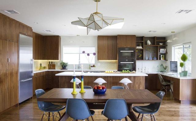 8 nhà bếp hiện đại kiểu dáng đẹp và sang trọng - Ảnh 7.