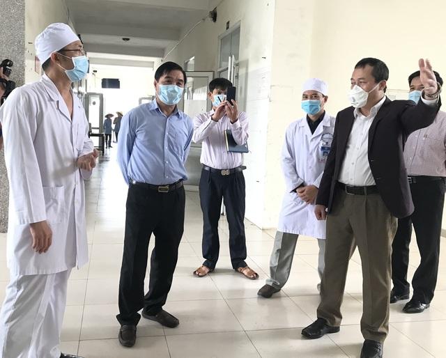 Thanh Hóa đã rà soát hết những người liên quan đến Bệnh viện Bạch Mai, nhưng còn một số ít không có địa chỉ rõ ràng - Ảnh 3.