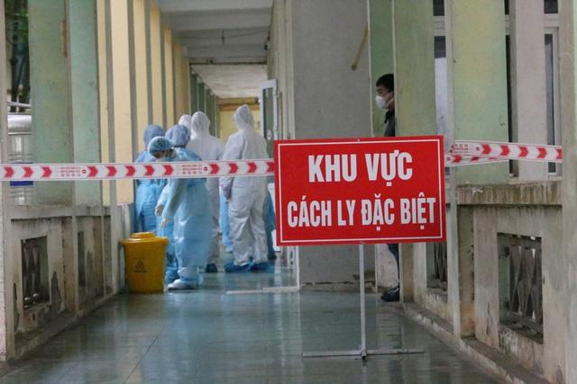 Ca thứ 231 mắc COVID-19 là người phụ nữ đi công tác cùng Bệnh viện Bạch Mai, Việt Nam có 233 ca nhiễm - Ảnh 3.