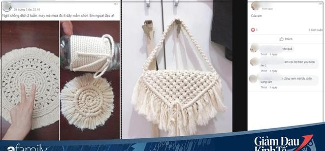 Tinh thần hand-made lên cao, các shop bán nguyên liệu online được dịp ra đơn tưng bừng - Ảnh 13.