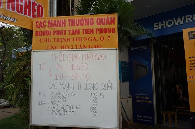 Các cây ATM gạo ở Sài Gòn... bị ế vì vắng khách - Ảnh 7.
