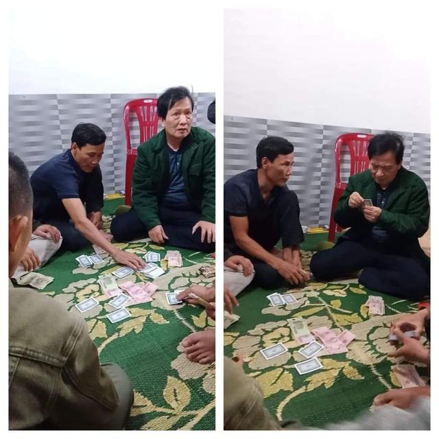 Chủ tịch xã đánh bạc giữa mùa dịch bị cách chức - Ảnh 3.